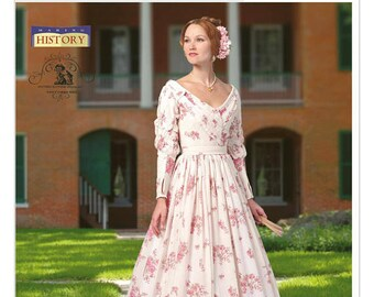 Butterick 5832- Civil War Dress-Costume Dress-Plus Size 14-22