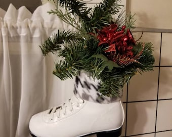 Child's Holiday Ice Skate