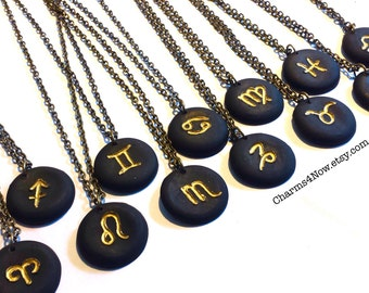 Aries Astrology Necklace, Constellation Zodiac Necklace, Aries Gift, Cancer, Leo, Libra, Scorpio, Capricorn, Aquarius, Pisces, Taurus Gemini