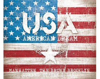 TOWEL AMERICAN DREAM