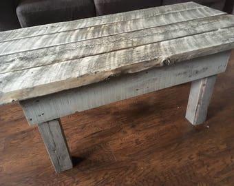 Unique Rustic Table