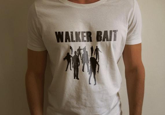"The Walking Dead ""WALKER BAIT""  Shirt S-4XL Available TWD"