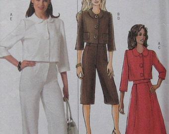 Butterick Wardrobe Pattern 4999 Plus Size