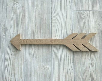 Rustic Arrow