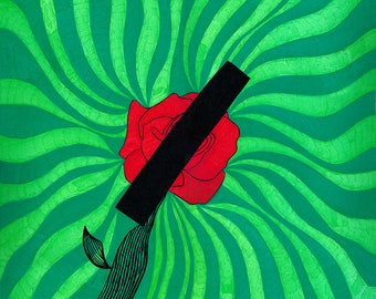 The Censored Rose