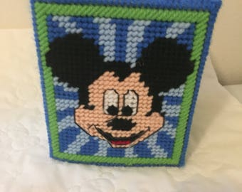 Mickey Mouse Tissue Topper