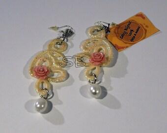 Pauline Lace Earrings