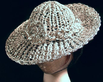 Knit Tinfoil Hat - Made to Order