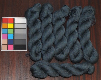 Peacocky Signature Blend 2 ply Sock weight Yarn