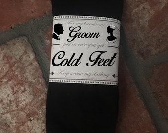 Kalte Füße am Hochzeitstag
