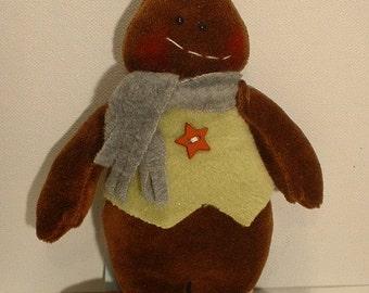 Gingerbreadman nr 1