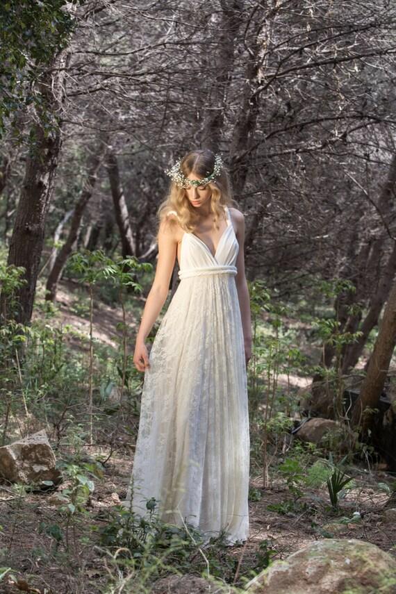 Abnehmbare Spitzenrock für Hochzeitskleid abnehmbare lange