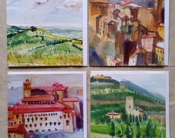 Art Cards Landscape Set