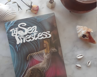 The Sea Priestess - Dion Fortune 1938 Vintage Fantasy Novel - Paperback 1991 Ed. Witch Witchcraft Hermetic Pagan - Occult Fiction