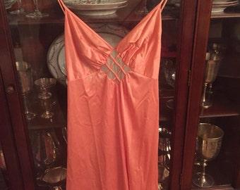 Coral night gown henson kickernick
