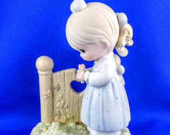 I Will Always Be Thinking Of You Precious Moments Figurine