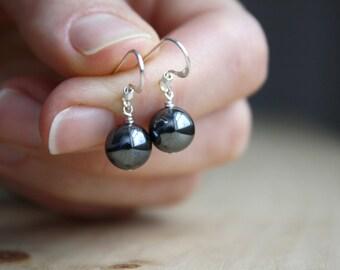 Earrings SPHERE