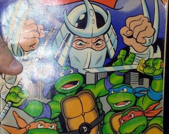1988 Random House Teenage Mutant Ninja Turtle Comic