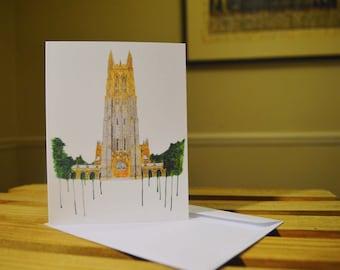 Duke Chapel Notecards