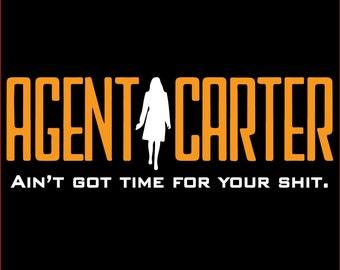 Agent Carter tee