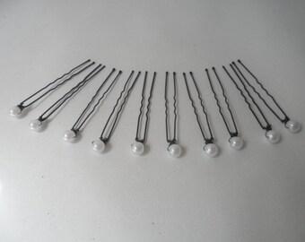 Hair, Bridal - 10 beads