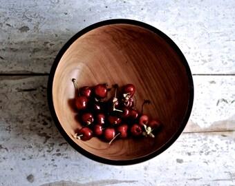 wood bowl, wooden bowl, fruit bowl, salad bowl, large bowl, wood turning, serving bowl, wooden dish, wood kitchen ware,  bread bowl, kitchen