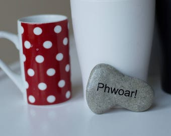 pebble gift. valentine gift. Phwoar! romantic gift. gift for him. gift for her.