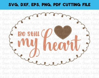 Cajun pride etsy be still my heart svg dxf eps png files for cutting machines cameo m4hsunfo