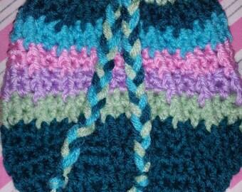 Crochet candy bag for kids