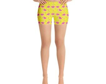 Flamingos summer Shorts