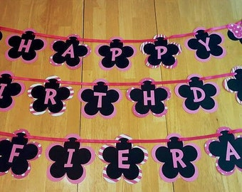 FLASH SALE! - Minnie Mouse Banner