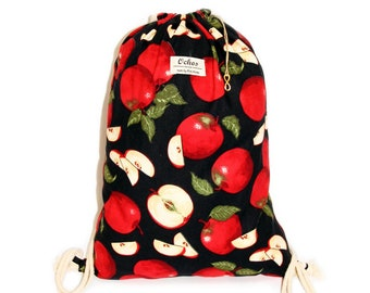 Ochos | Red Apples Sack bag
