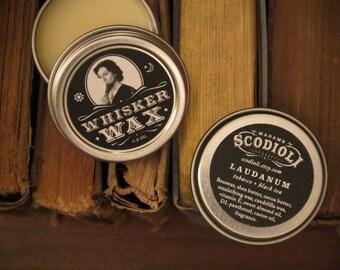 Laudanum Whisker Wax