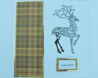 Scottish card. Tartan card. Celtic card. Scottish theme card. Tartan theme card. Celtic theme card. Scottish slang. Glasgow slang.