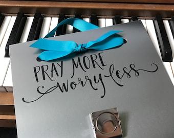 unusual design magnetic bulletin board. Prayer Board  Magnetic Dry Erase Magnet Picture Frame board Etsy