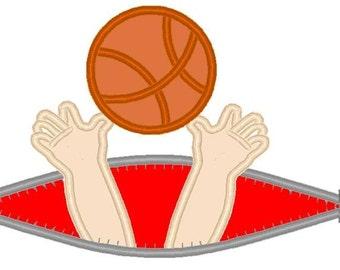 Just Reaching Basketball Maternity