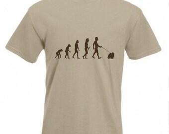Evolution To Japanese Chin t-shirt Funny Dog T-shirt sizes Sm To 2XXL