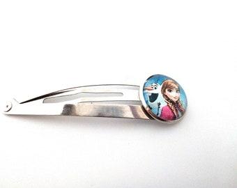 Frozen ANNA hair clip