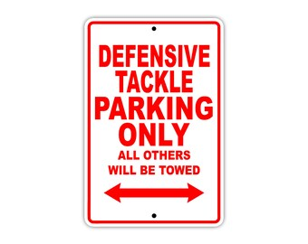 Defensive tackle