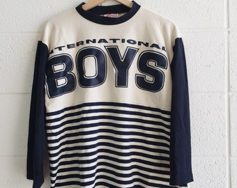 International Boys 3/4 sleeve Top