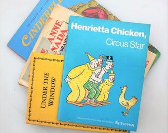 Circus, Henrietta was a star! Henrietta Chicken, Circus Star, Hands Down Winner: Cutest Cover Ever, Winner- Syd Hoff, 1st Edition