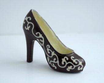 Chocolate shoe - the Conversano