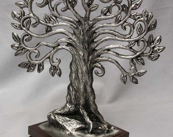 Limited Edition by D'Artefax ~ Tree of Life Earring Holder ~