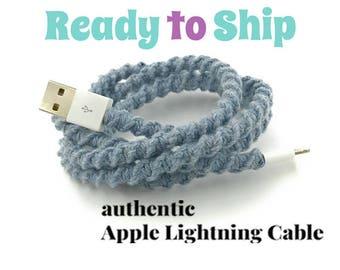 Foudre chargeur câble iPhone, iPhone EarPods, iPhone EarPods plus foudre câble cadeau ensemble vous choisissez - SKYE par Missy et joie