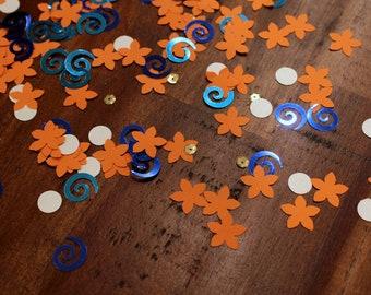 Moana themed Party Confetti