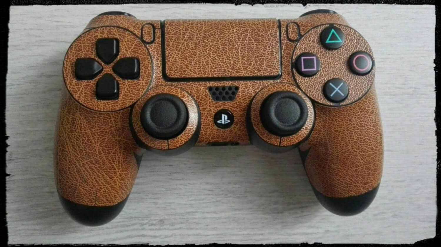 PS4 controller skin template for Silhouette Cameo .studio3