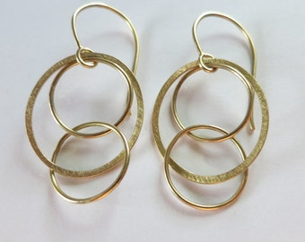 Boucles d'oreilles Olympia