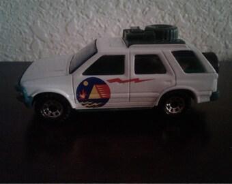 Vintage 1994 Matchbox  SUV/Camping/ Campfire/Tent/ Moon/Lightening
