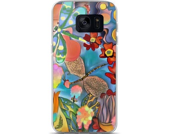 Dragonfly Dream Samsung Case