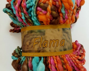 Wool Flame (wool and cotton)